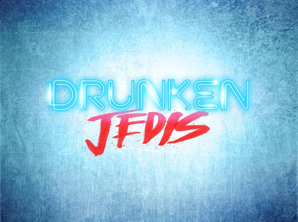 Logo para Drunken Jedis