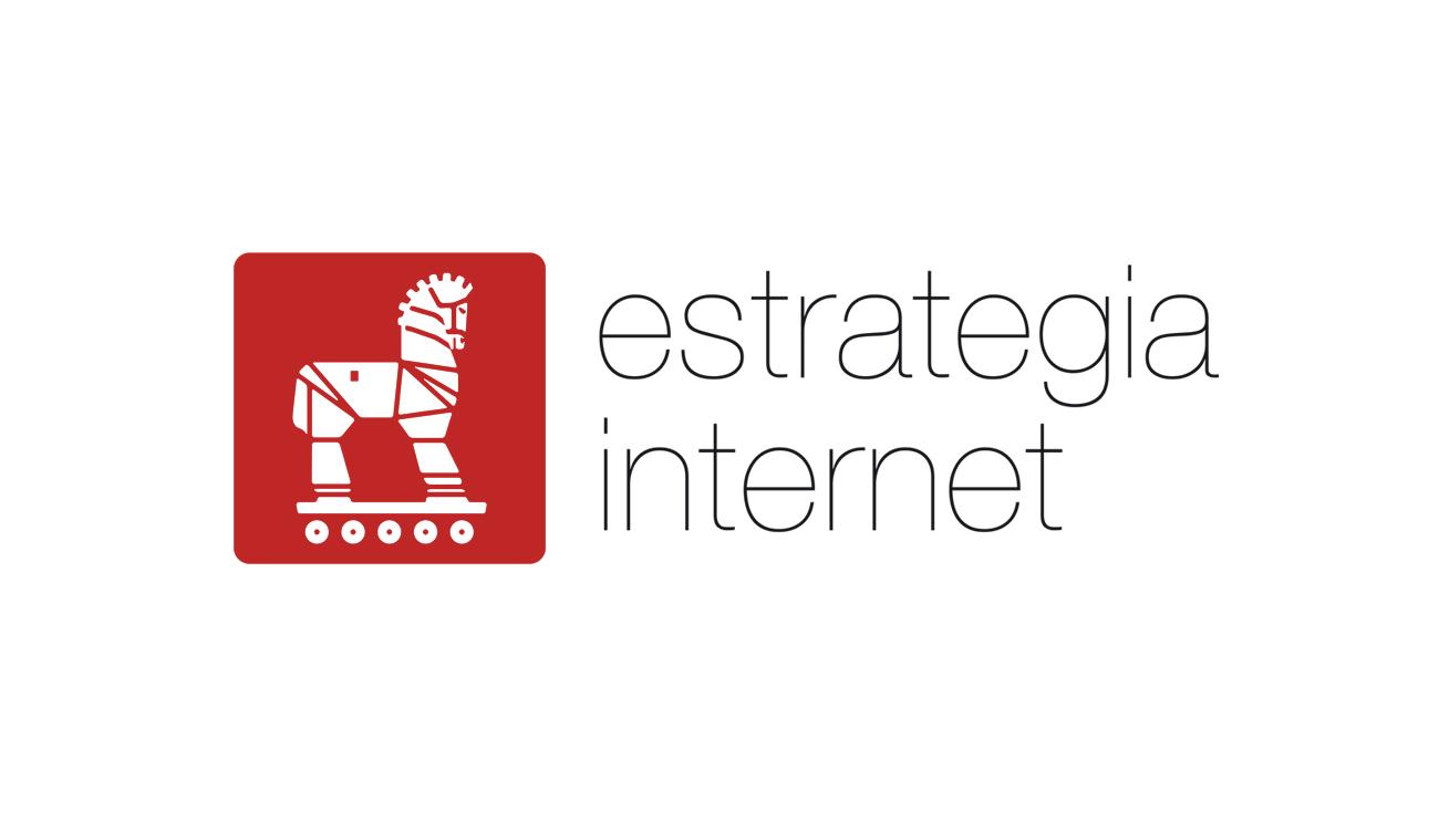 Nuevo logo para estrategia internet.